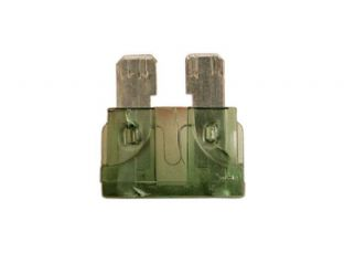 Connect 30410 Auto Blade Fuse 2 Amp-Grey Pk 50